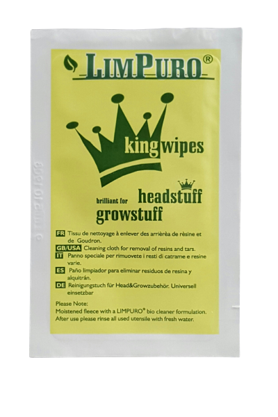 LimPuro® King Wipes